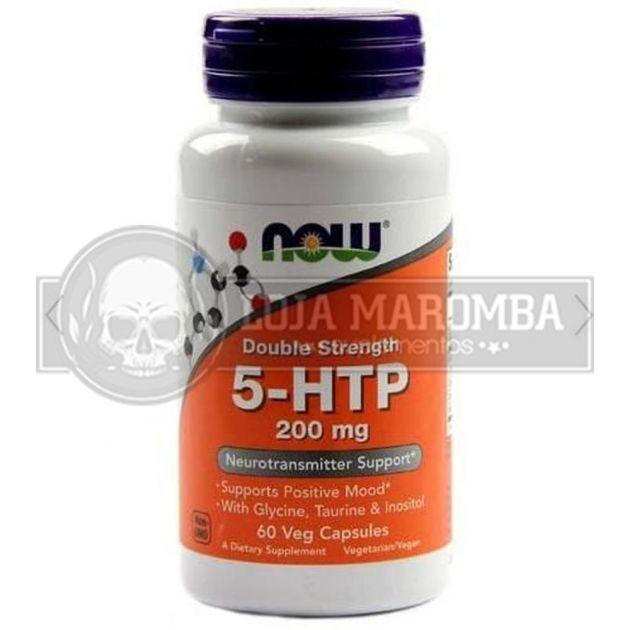 5HTP 200mg (60caps) - Now Foods
