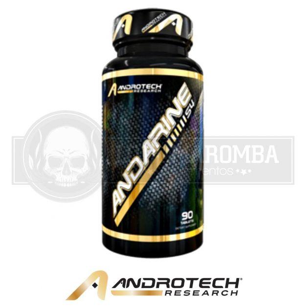 Andarine S4 25mg (90 Tabs) - Androtech (validade 07-2020)