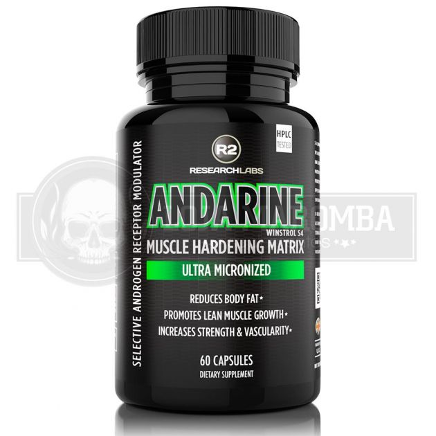 Andarine S4 25mg (60Tabs) - R2 Research Labs