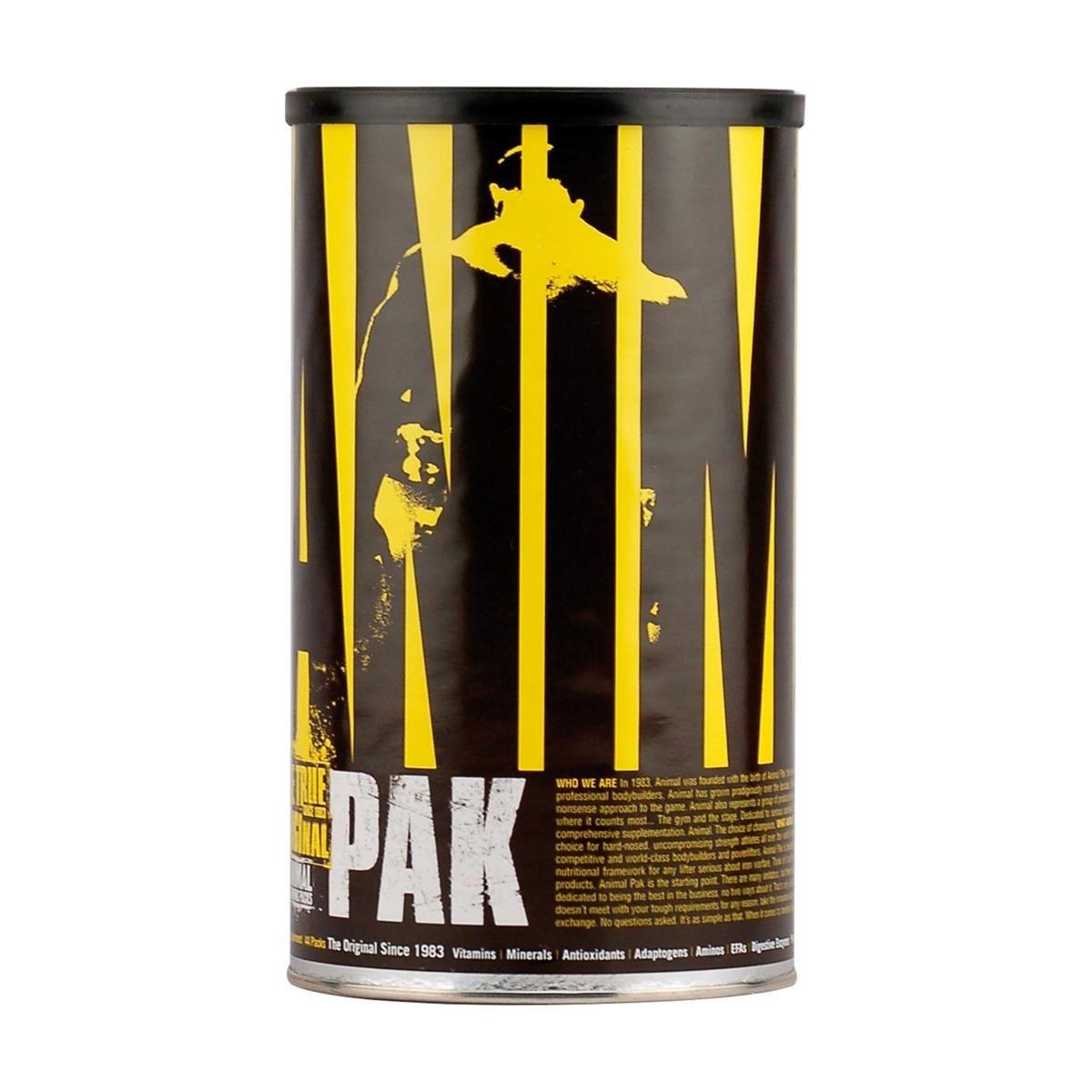 Animal Pak (44 paks) - Formula Americana - Universal Nutrition