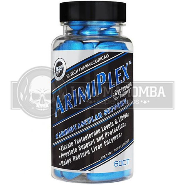 Arimiplex TPC (60 Tabs) - Hi-Tech Pharmaceuticals