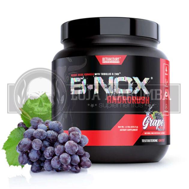 B-NOX Androrush (35 Doses) - Betancourt Nutrition
