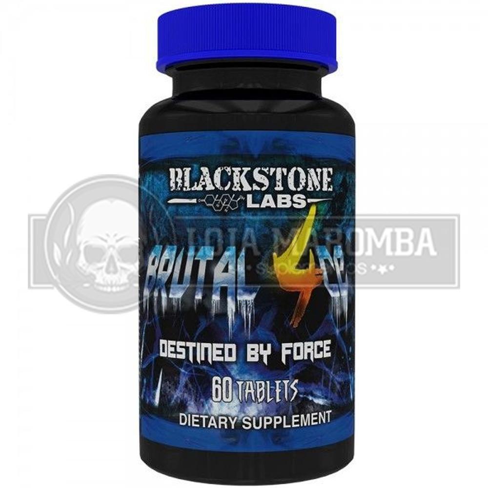 Brutal 4Ce (60 Tabs) - Blackstone Labs