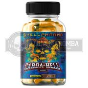 Carda-Hell (Cardarine 10mg com 90caps) - HellPharma