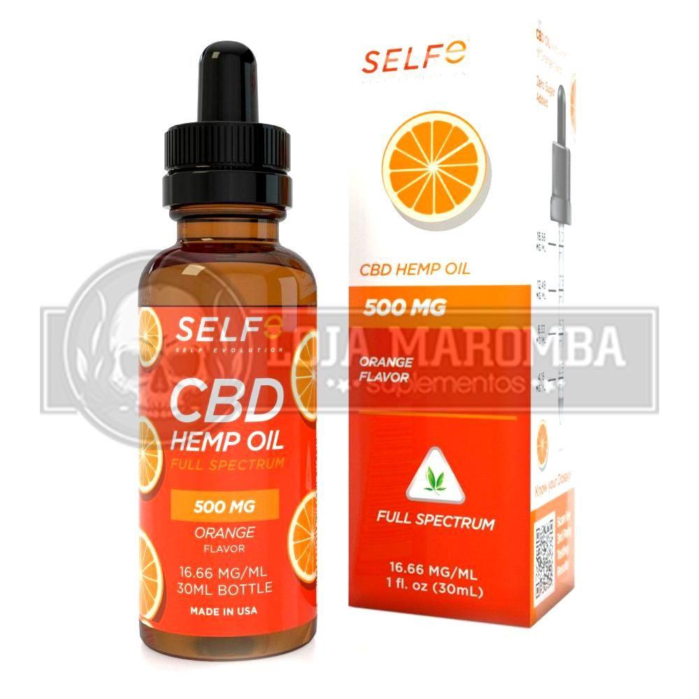 CBD 500mg (30 ml) - SELFe