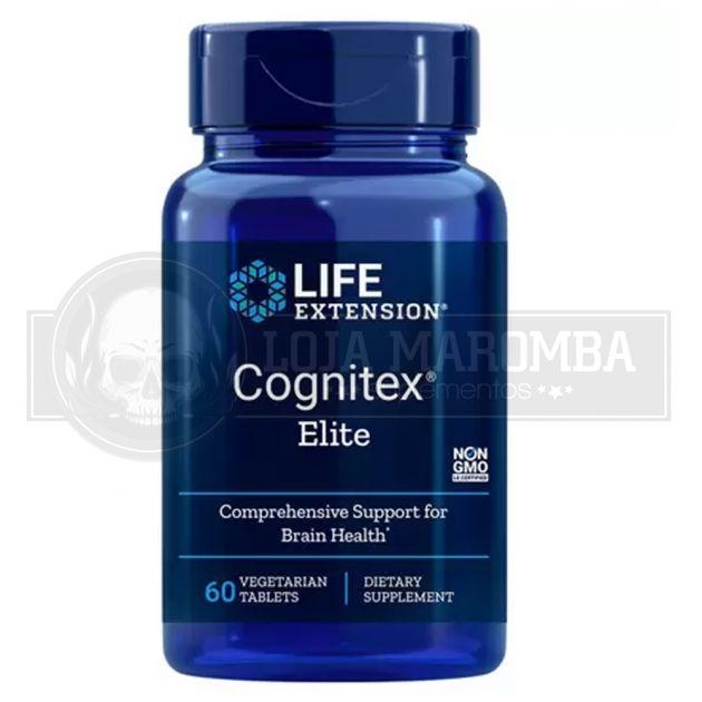 Cognitex Elite (60 Tabs) - Life Extension