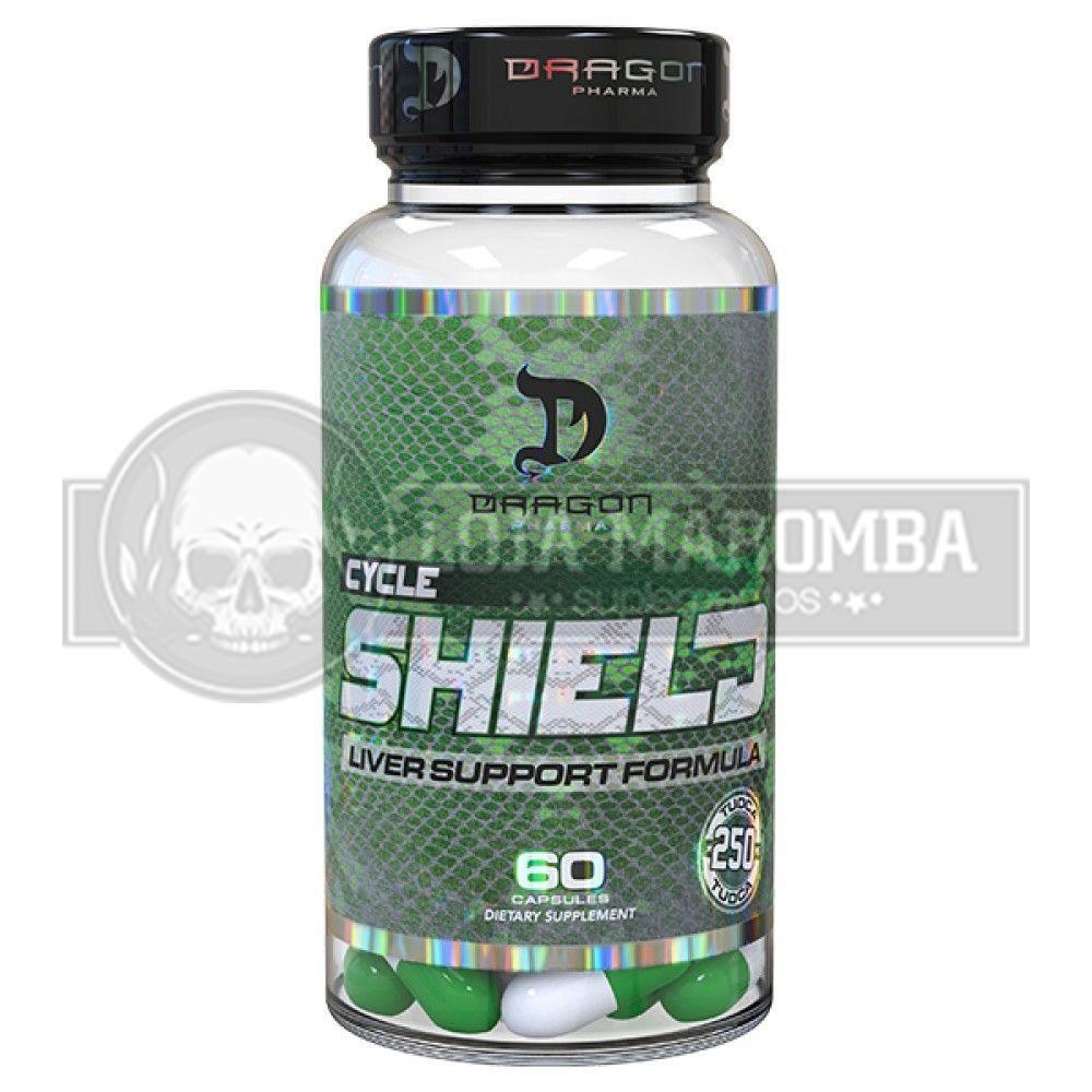 Cycle Shield (60 Cáps) - Dragon Pharma