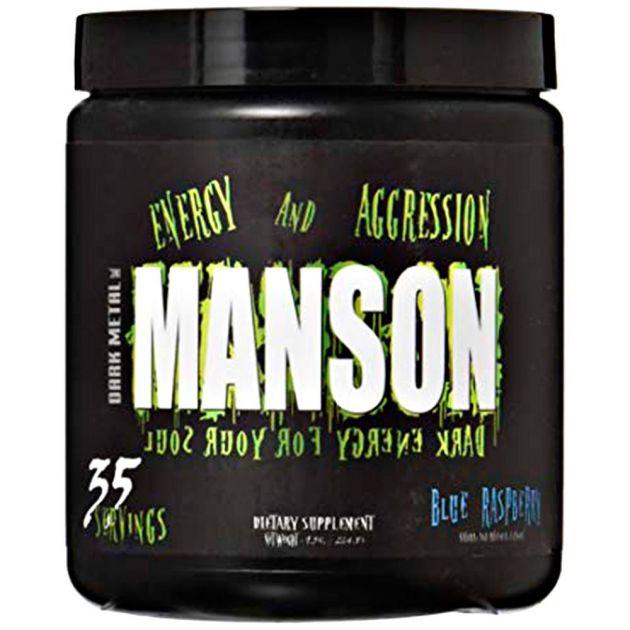 Dark Metal Manson (35 Doses) - Insane Labz