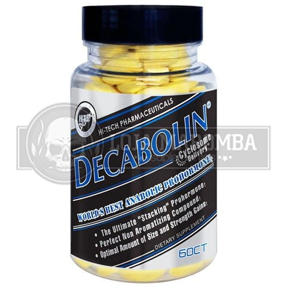 Decabolin (60 Tabs) - Hi Tech Pharmaceuticals