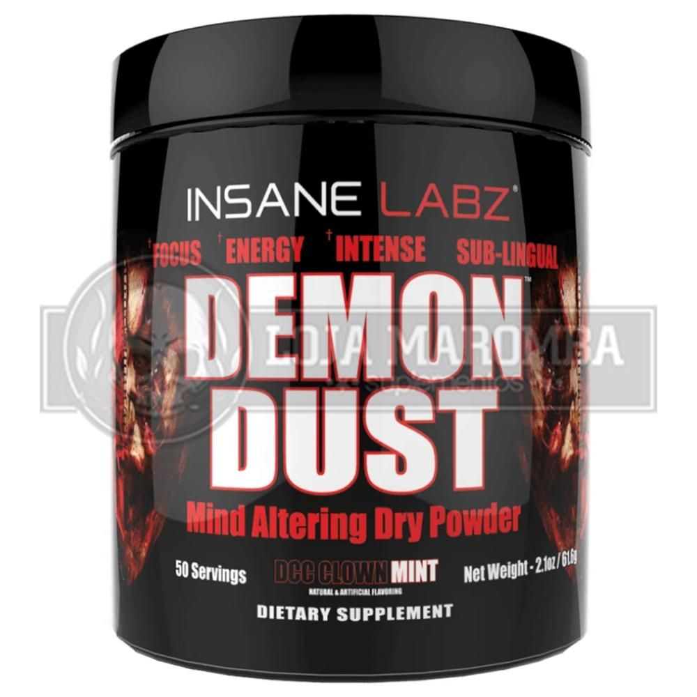 Demon Dust (50 Doses) - Insane Labz