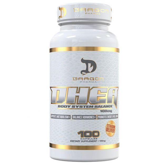 Dhea 100mg (100caps) - Dragon Pharma