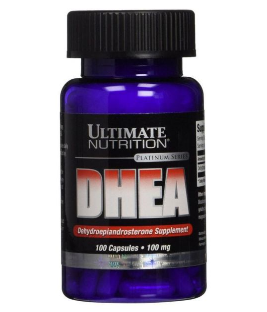 Dhea 100mg (100caps) - Ultimate Nutrition