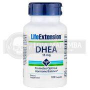 DHEA 15mg (100 caps) - Life Extension