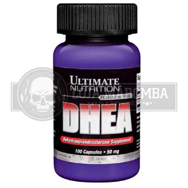 Dhea 50mg (100caps) - Ultimate Nutrition