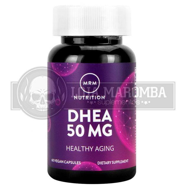 DHEA 50Mg (60 Cápsulas) - MRM