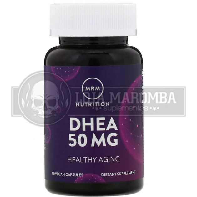 DHEA 50Mg (90 Cápsulas) - MRM (Nova Embalagem)
