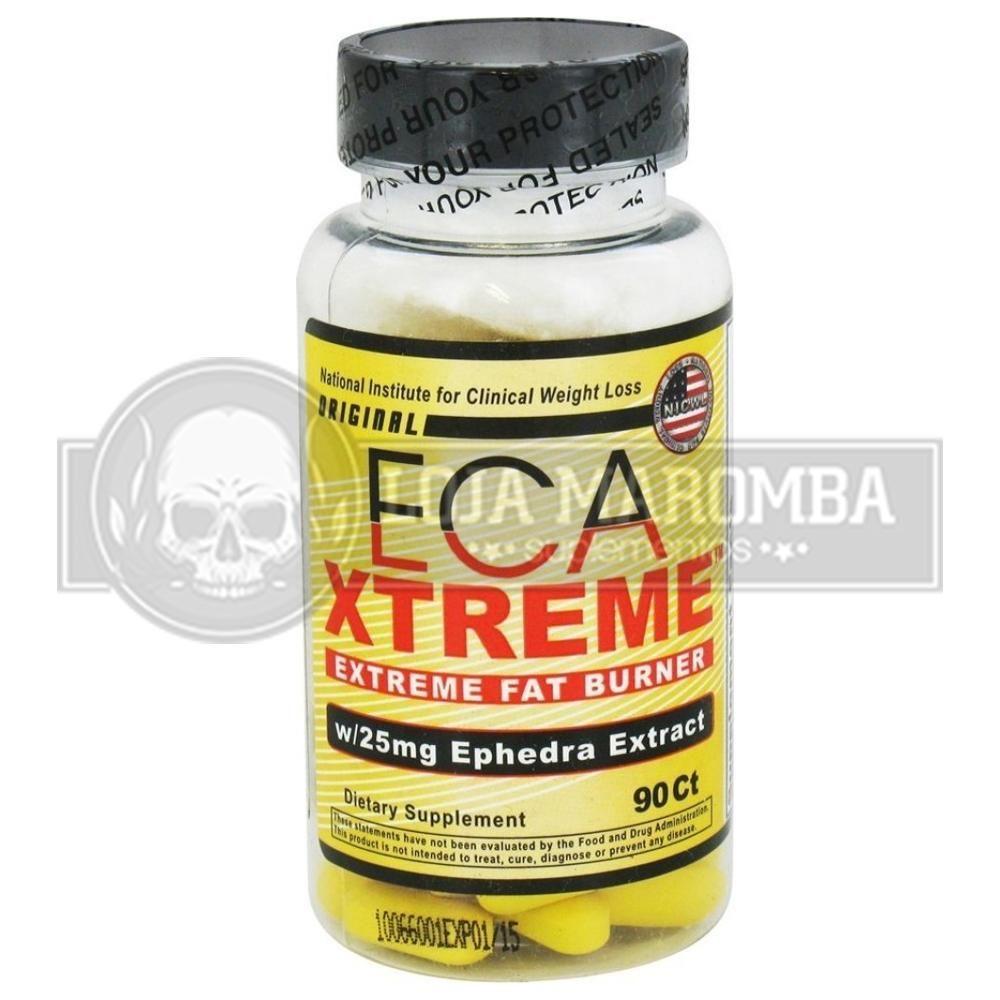 ECA Xtreme 25mg de Efedra (90tabs) - Hi-Tech Pharmaceuticals