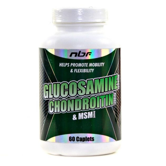 Glucosamina Condroitina MSM (60 Tabs) - NBF