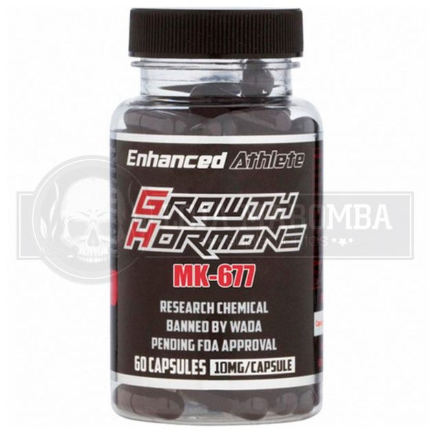 Growth Hormone (MK677) 60 Caps  - Enhanced Athlete