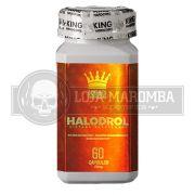 Halodrol 25mg (60 Cápsulas) - King Hardcore