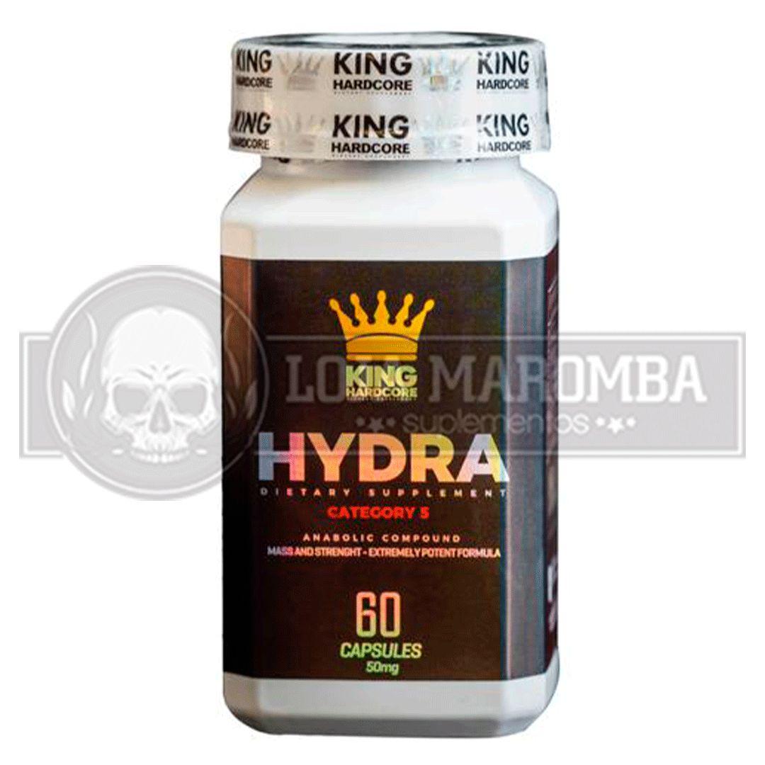 Hydra (60 Cápsulas) - King Hardcore