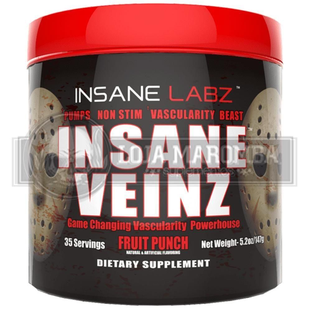Insane Veinz (35 Doses) - Insane Labz