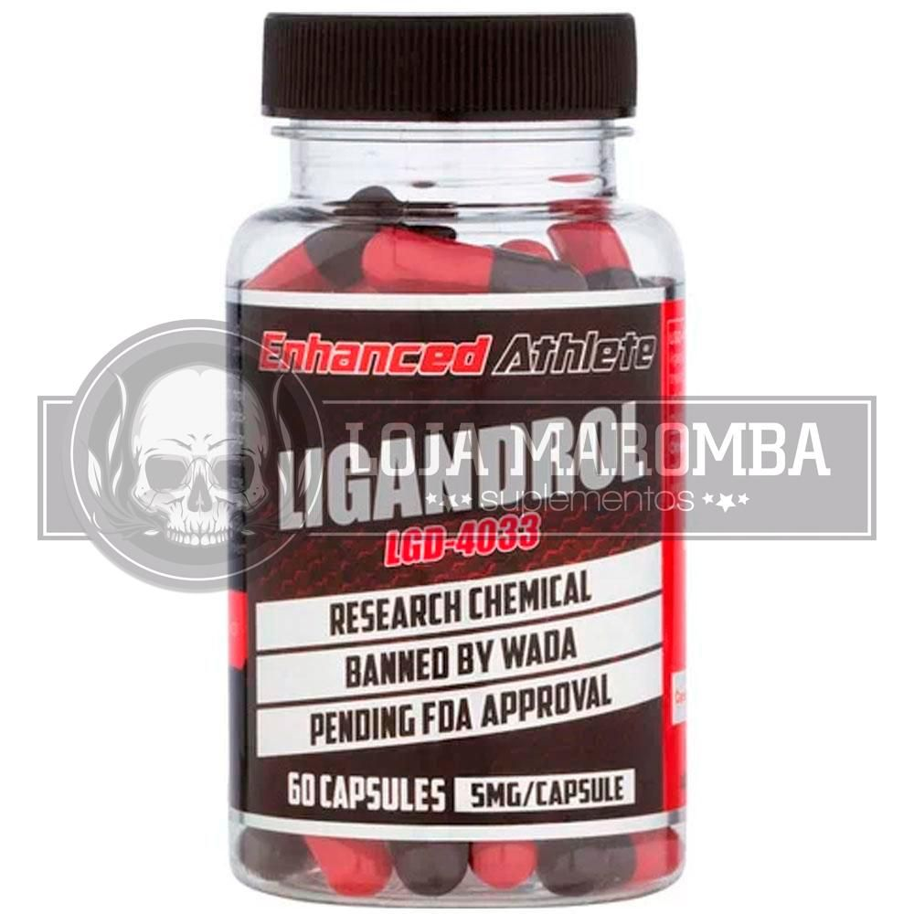 LGD 4033 (Ligandrol) 5mg (60 Caps) - Enhanced Athlete