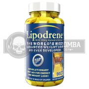 Lipodrene 25mg Efedra (100 tabletes) - Hi-Tech