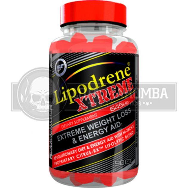 Lipodrene Xtreme  (90tabs) - Hi-Tech Pharmaceuticals
