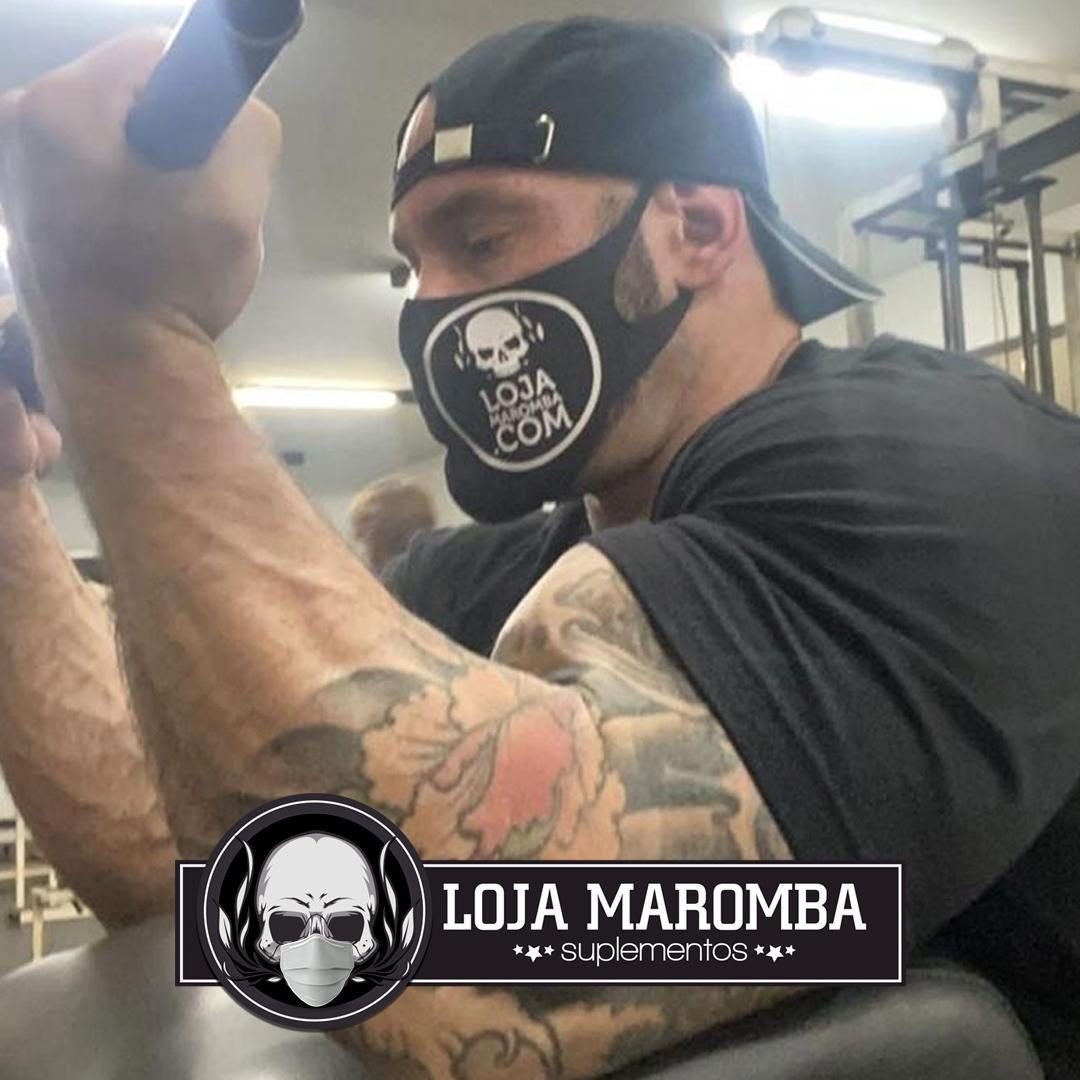 Máscara Reutilizável (01 Unidade) - Loja Maromba