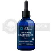 Melatonina Liquida 3 mg (59 ml) - Life Extension