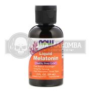 Melatonina Liquida 3 mg (60 ml) - Now Foods