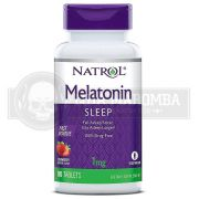 Melatonina Sublingual 1mg (90tabs) - Natrol