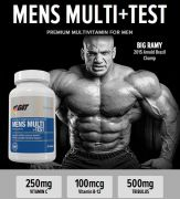Mens Multi + Test (150 Tabs) - GAT