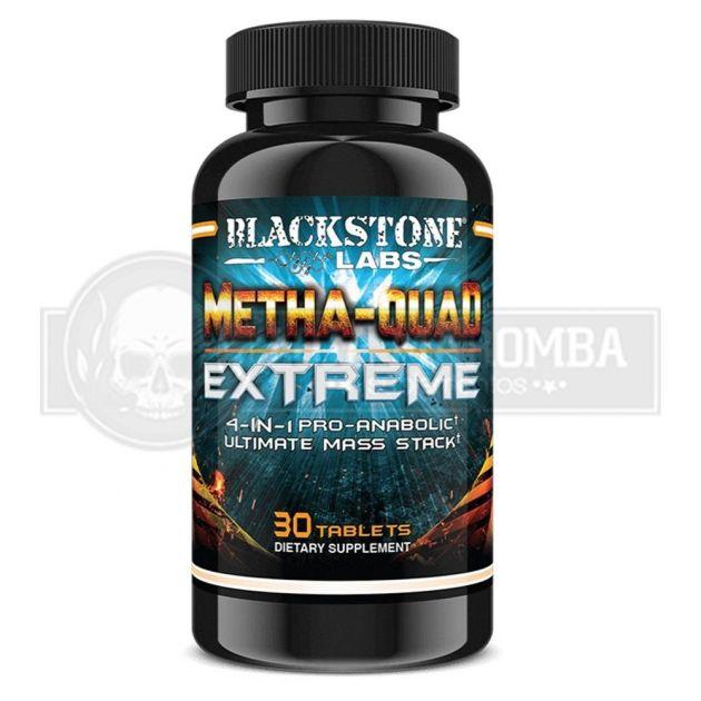 Metha-Quad Extreme (30 tablets) - Blackstone Labs