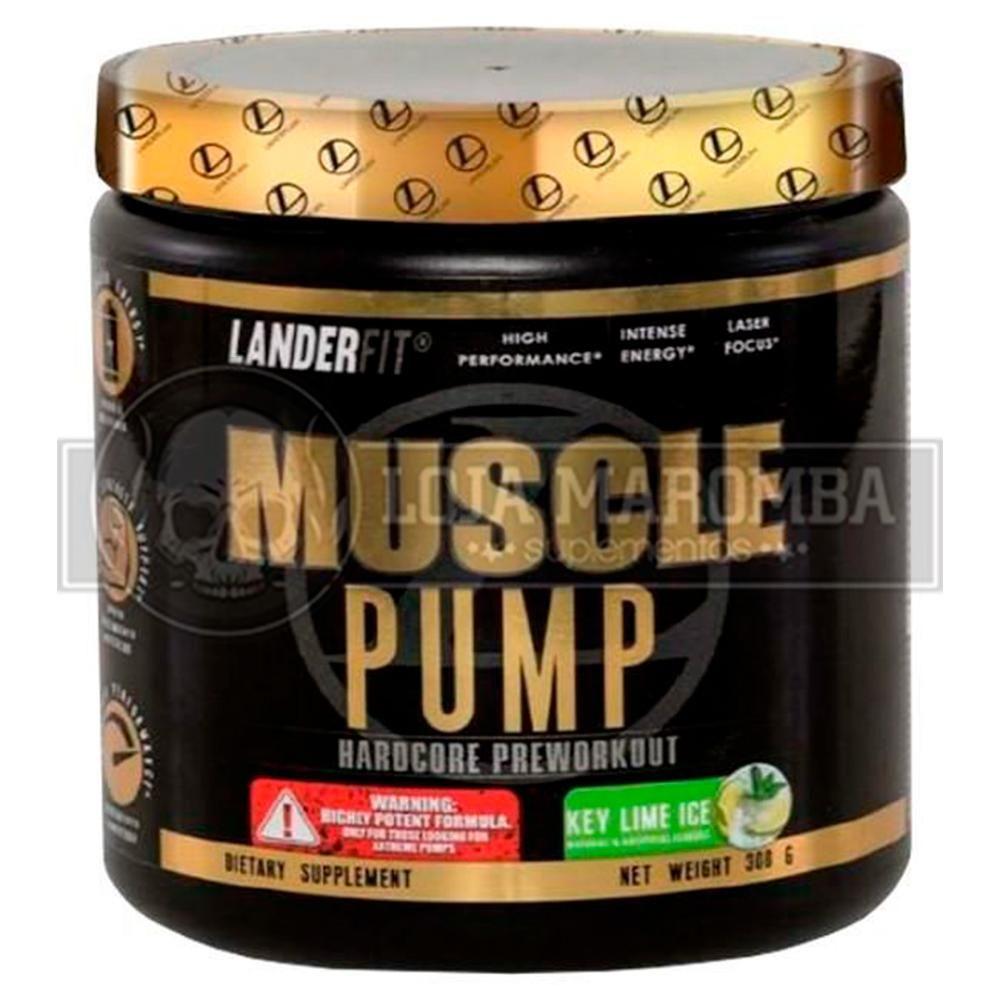 Muscle Pump (30 Doses) - Landerfit
