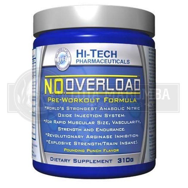N.O Overload (39 Doses) - Hi-Tech