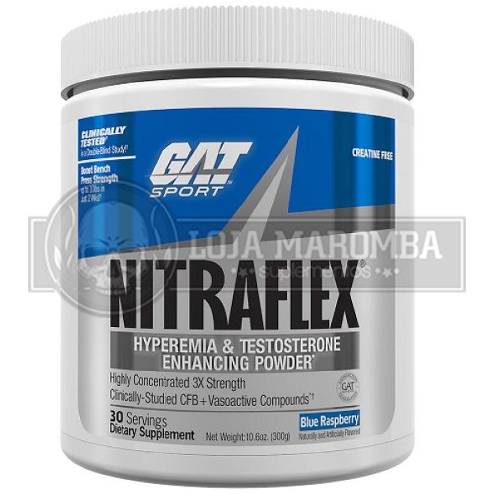 NitraFlex (300g) - GAT (Nova Embalagem)