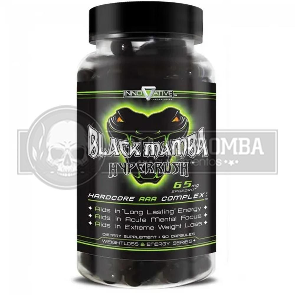 Black Mamba (90 Caps) - Innovative Labs