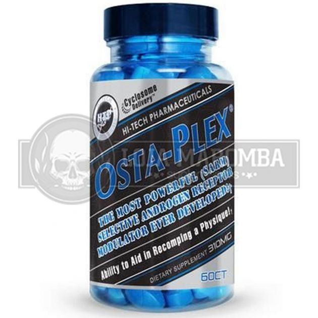Osta-Plex (60 Tabs) - Hi-Tech Pharmaceuticals (SARM)
