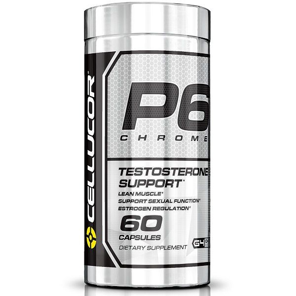 P6 Chrome (60 Capsulas) - Cellucor
