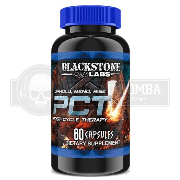PCT V (60 caps) - Blackstone Labs