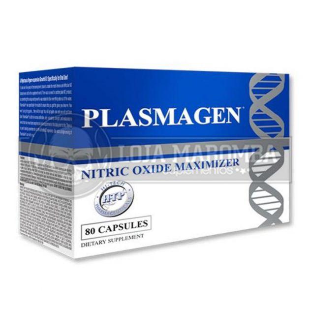 Plasmagen (80 Caps) - Hi-Tech Pharmaceuticals