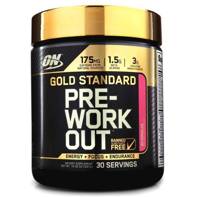 Pre Workout Gold Standard (30 Doses) - Optimum Nutrition
