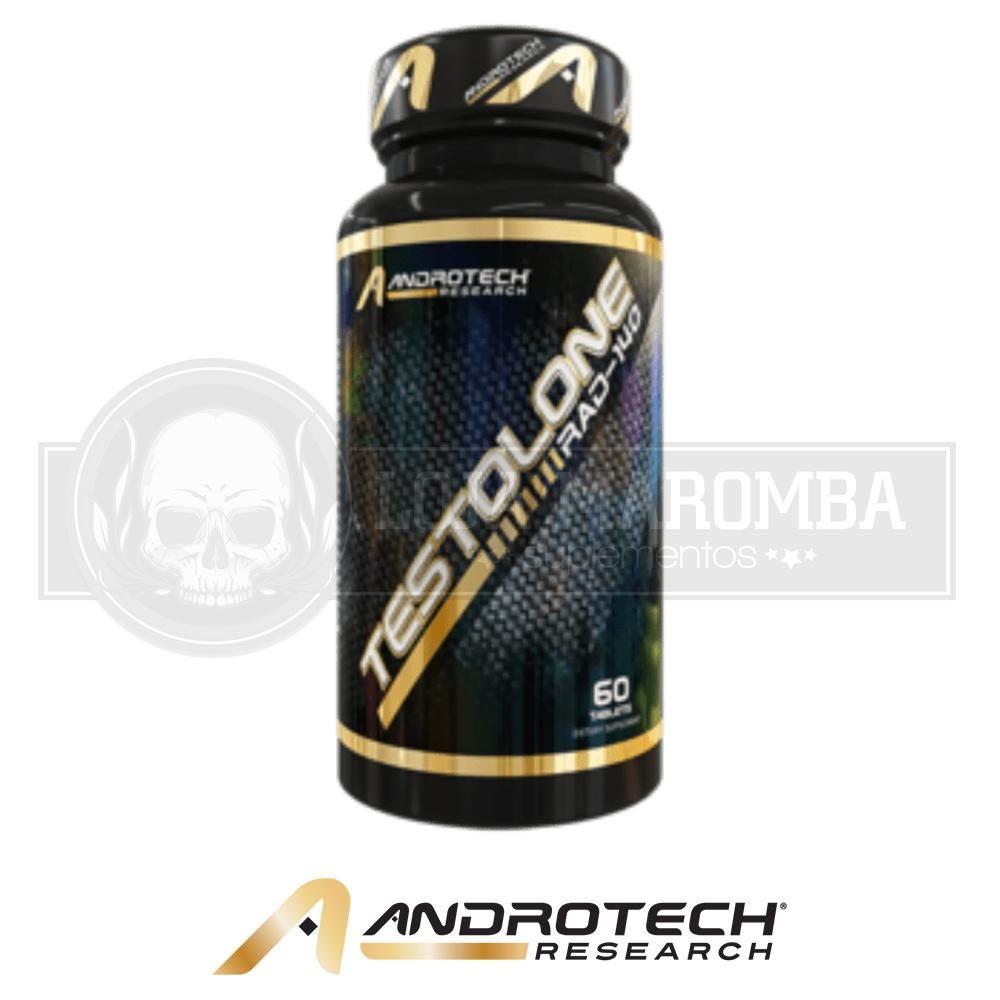 RAD 140 (Testolone) 10mg (60 Tabs) - Androtech
