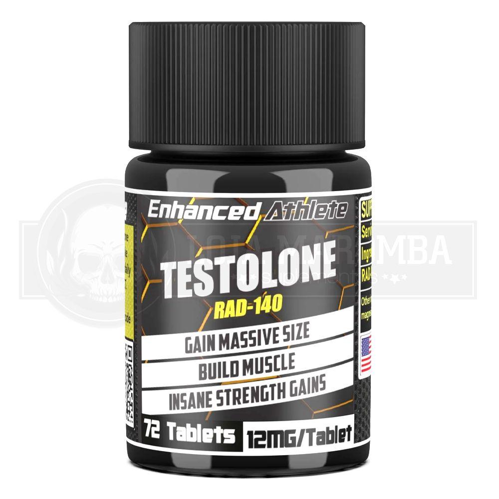 RAD140 (Testolone) 10mg (60 caps) - Enhanced Athlete