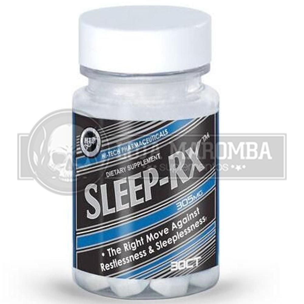 Sleep RX (30 Tabs) - Hi Tech Pharmaceuticals
