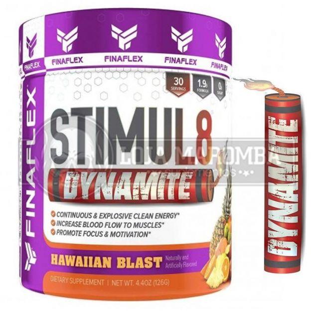 Stimul 8 Dynamite (30 Doses) - Finaflex