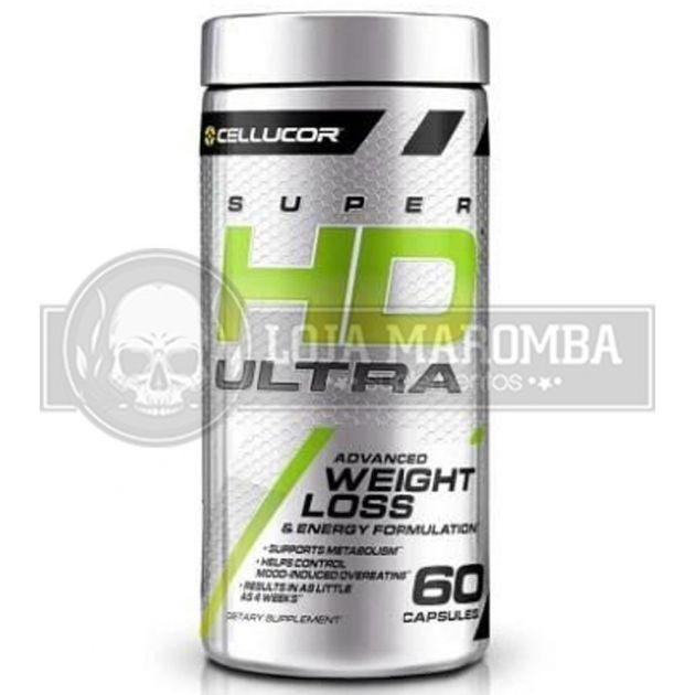Super HD Ultra (60 caps) - Cellucor