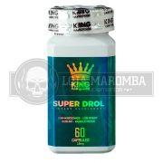 Superdrol 15mg (60 cápsulas) - King Hardcore